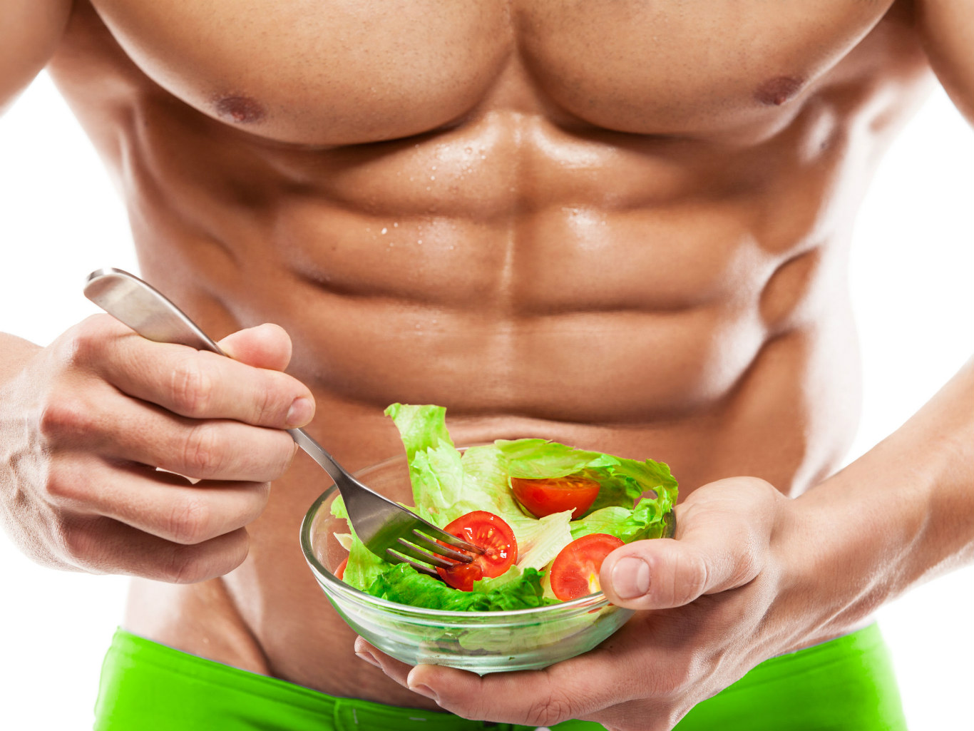 Основные правила похудения для мужчин