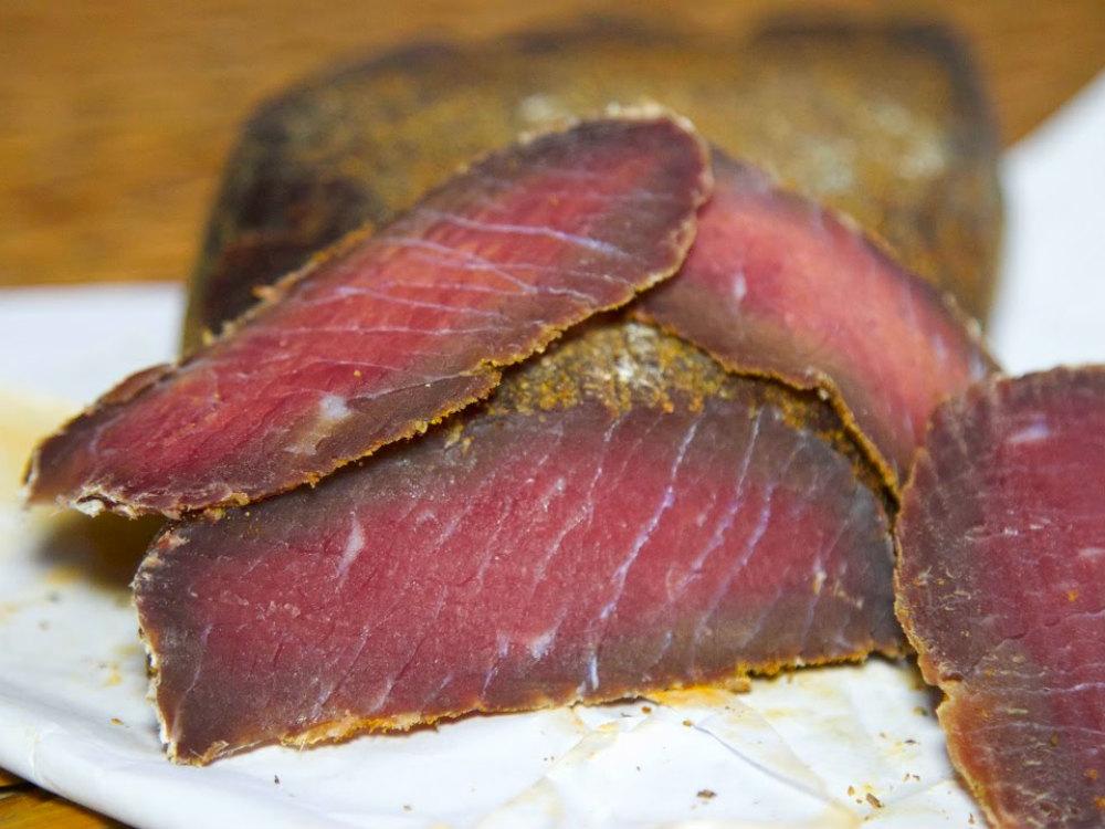 Вяленое мясо в домашних условиях: пошаговые рецепты с фото