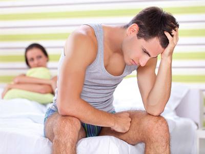 Основные причины мужской импотенции