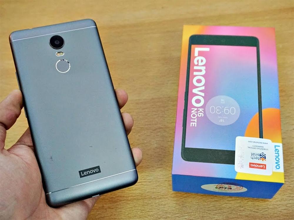 Три причины купить смартфон от Lenovo