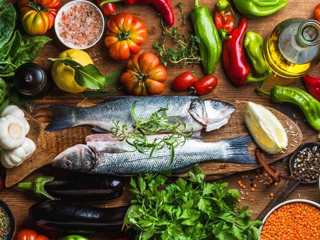 Средиземноморские продукты продлевают половую жизнь мужчин