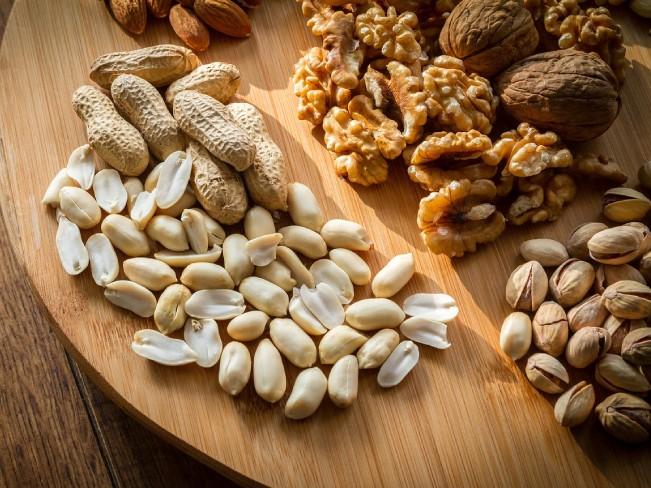 Ученые выявили связь между орехами и мужской половой функцией