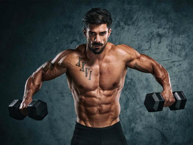 Секс мешает росту мышц