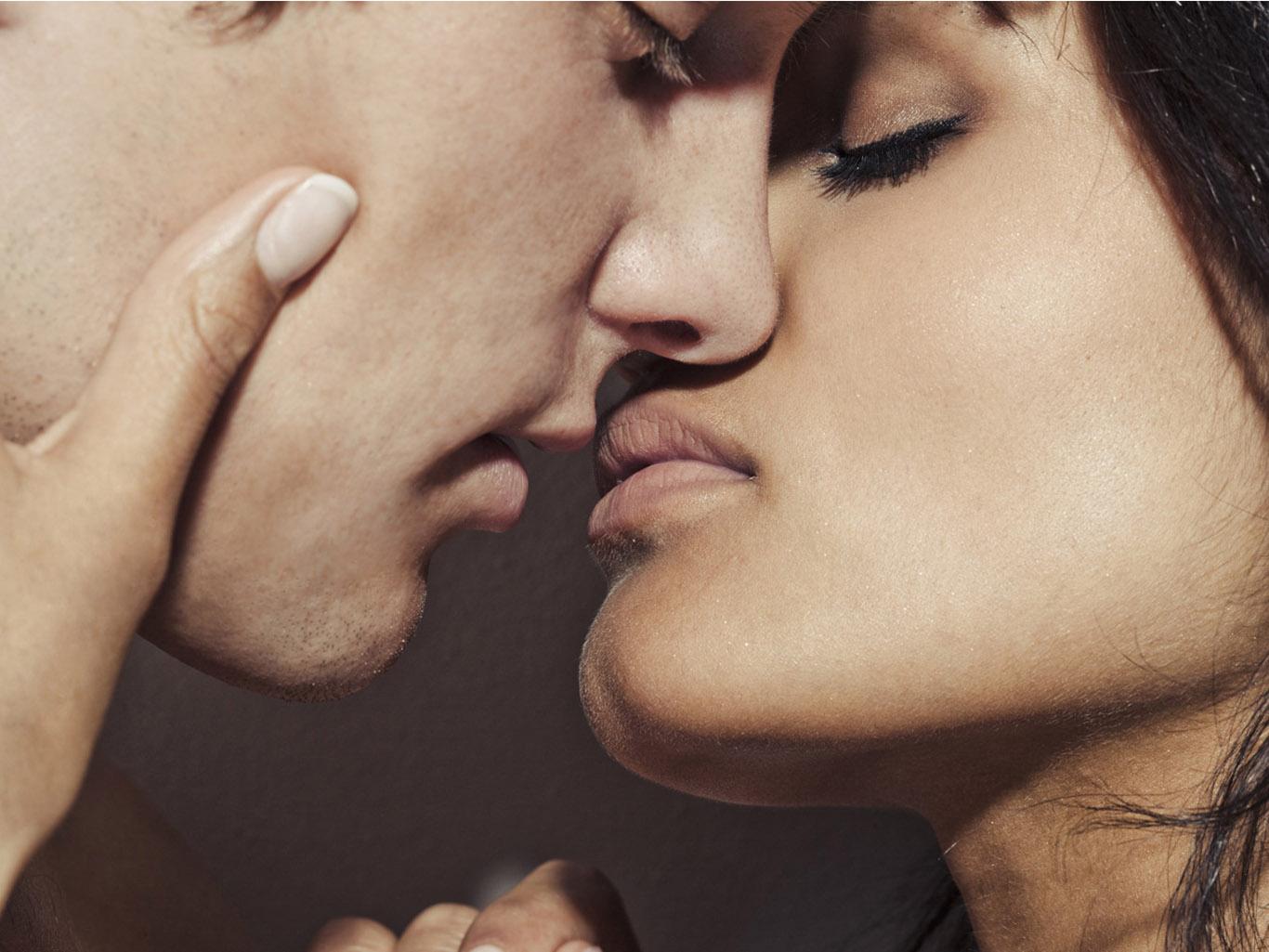 Поцелуи секс фото