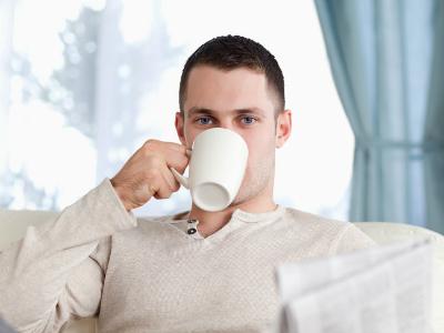 Кофе перед сном замедляет  биологические часы  человека