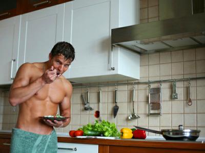 Как питаться, чтобы набрать мышечную массу?