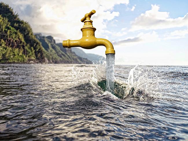 Восемь признаков плохого качества воды