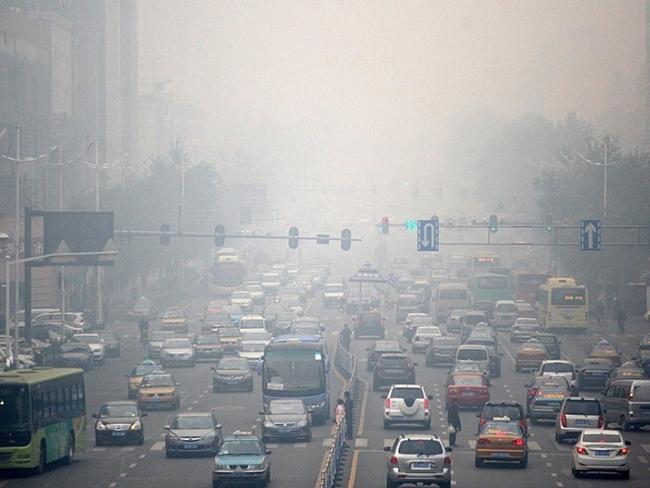 Как зашкаливающий СО2 в воздухе может уничтожить наше зрение