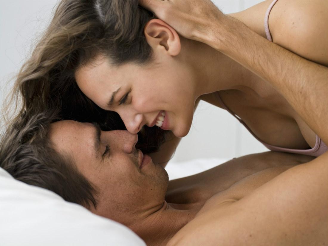 Процес занимание секса