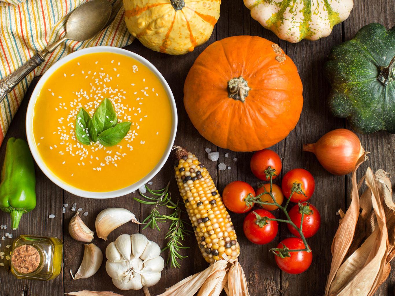 Топ-15 самых полезных осенне-зимних продуктов