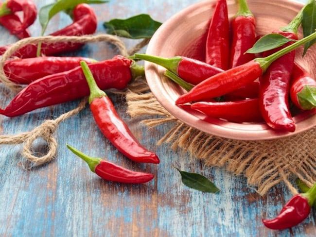 Учёные рассказали о полезных свойствах перца чили