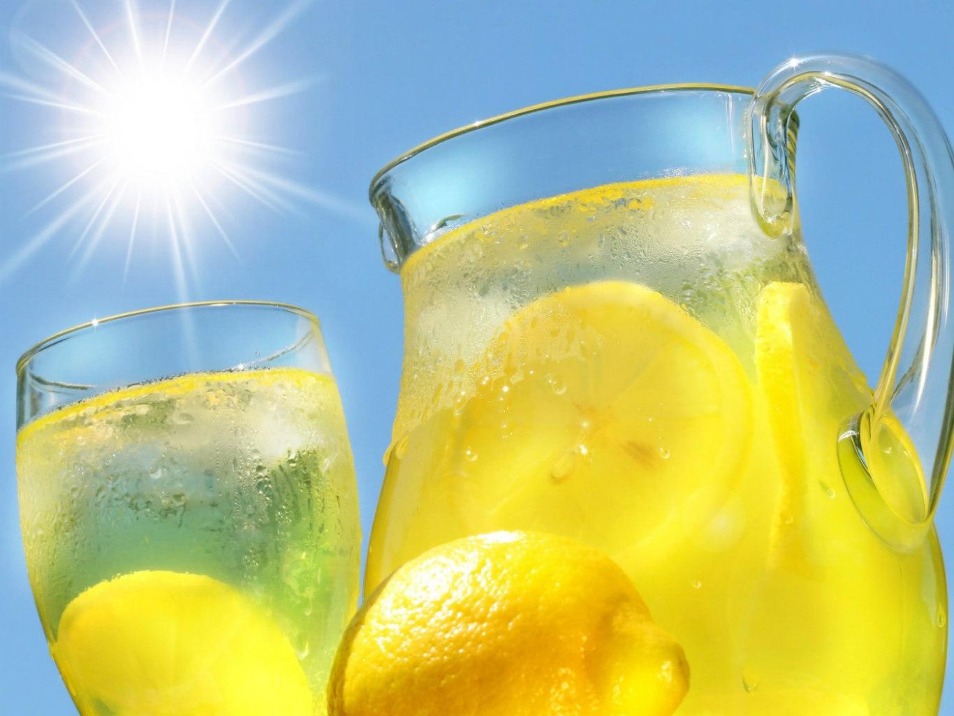 3 летних освежающих напитка