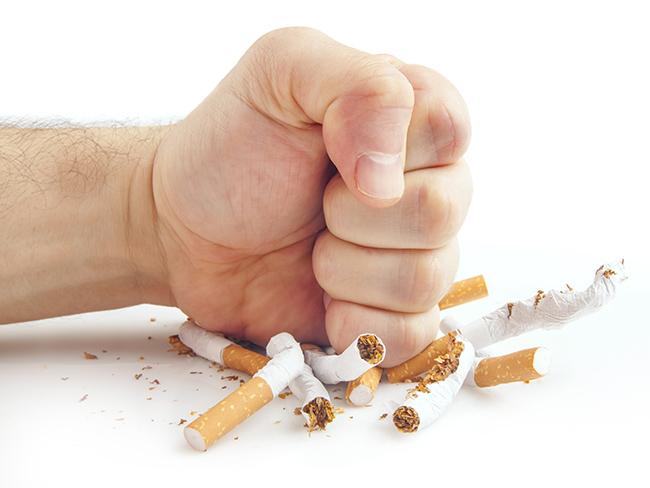 Курение враг секса