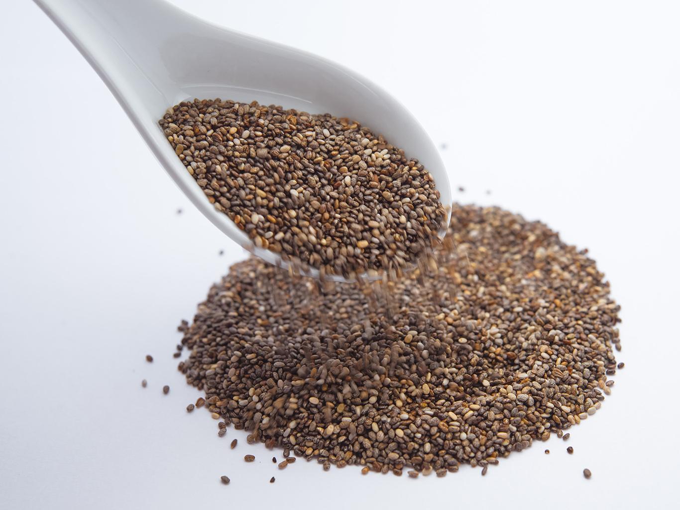 Польза семян чиа: как семена чиа улучшают работу мозга, кишечника и сердца