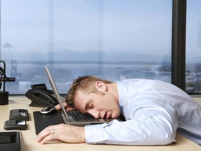 Работа по ночам убивает клетки головного мозга