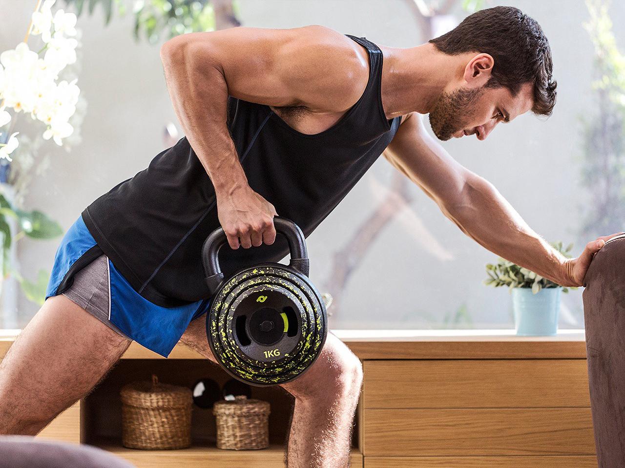 Домашний спортзал: 5 нужных вещей для тренировок
