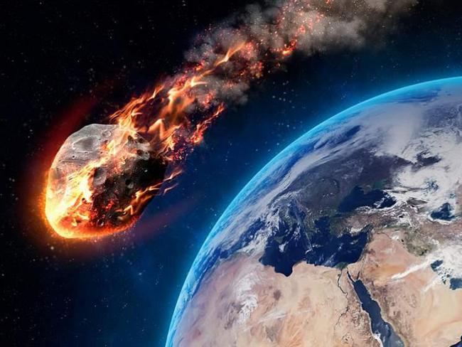 Астрономы зафиксировали: к Земле летит огромный астероид