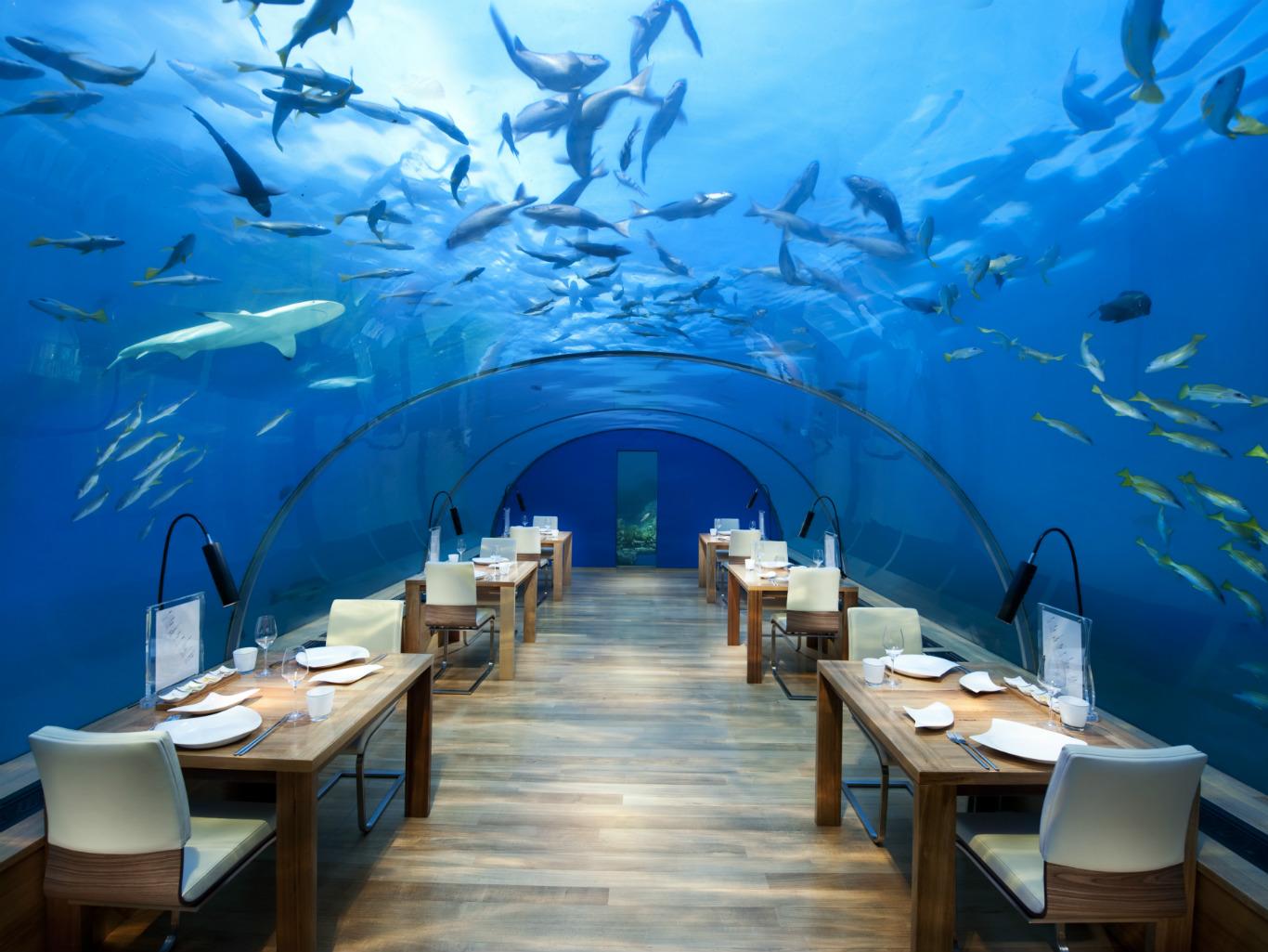 Топ-8 самых необычных отелей мира, которые открылись в 2017 году