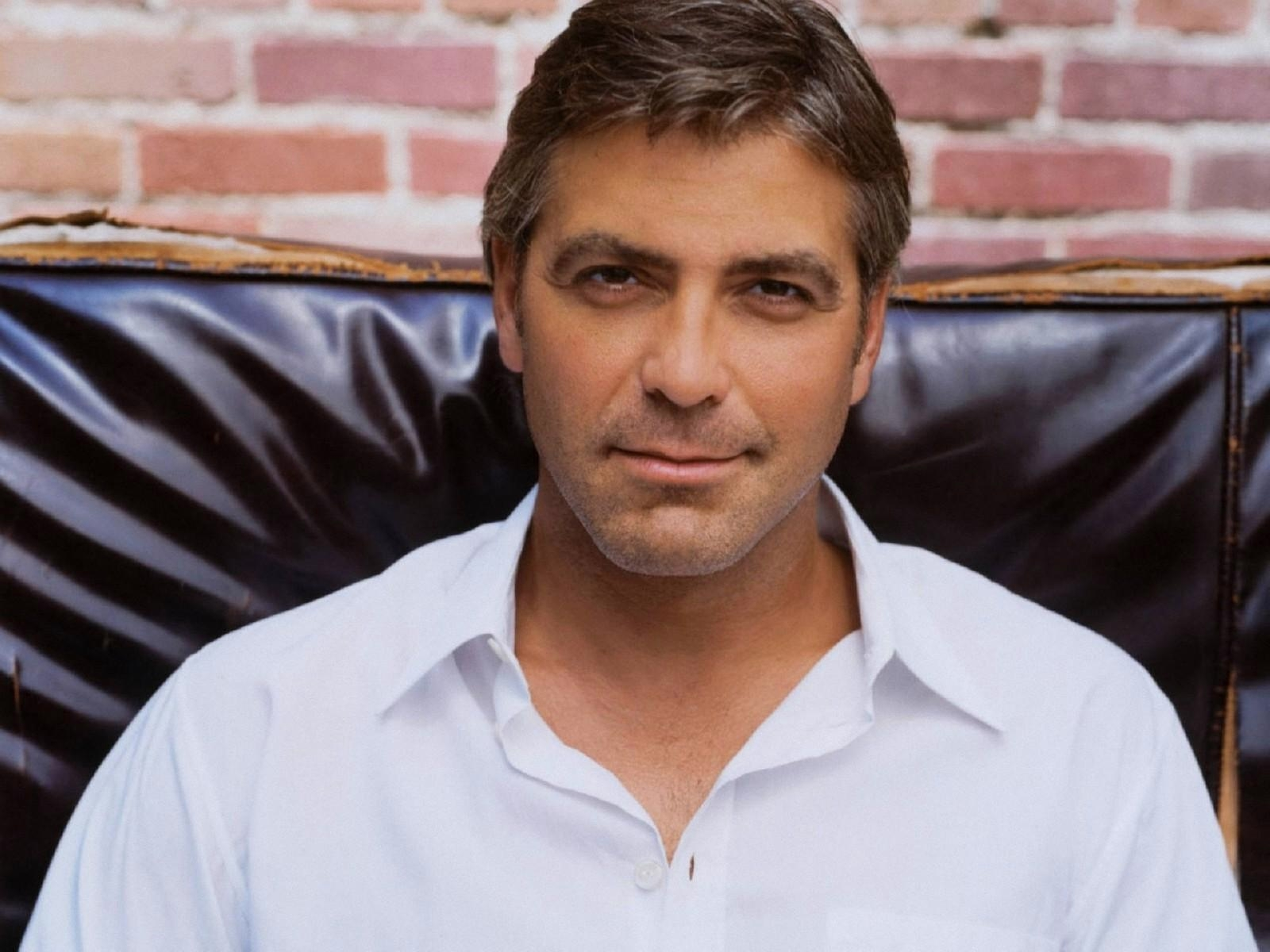 Джордж Клуни помешан на сексе