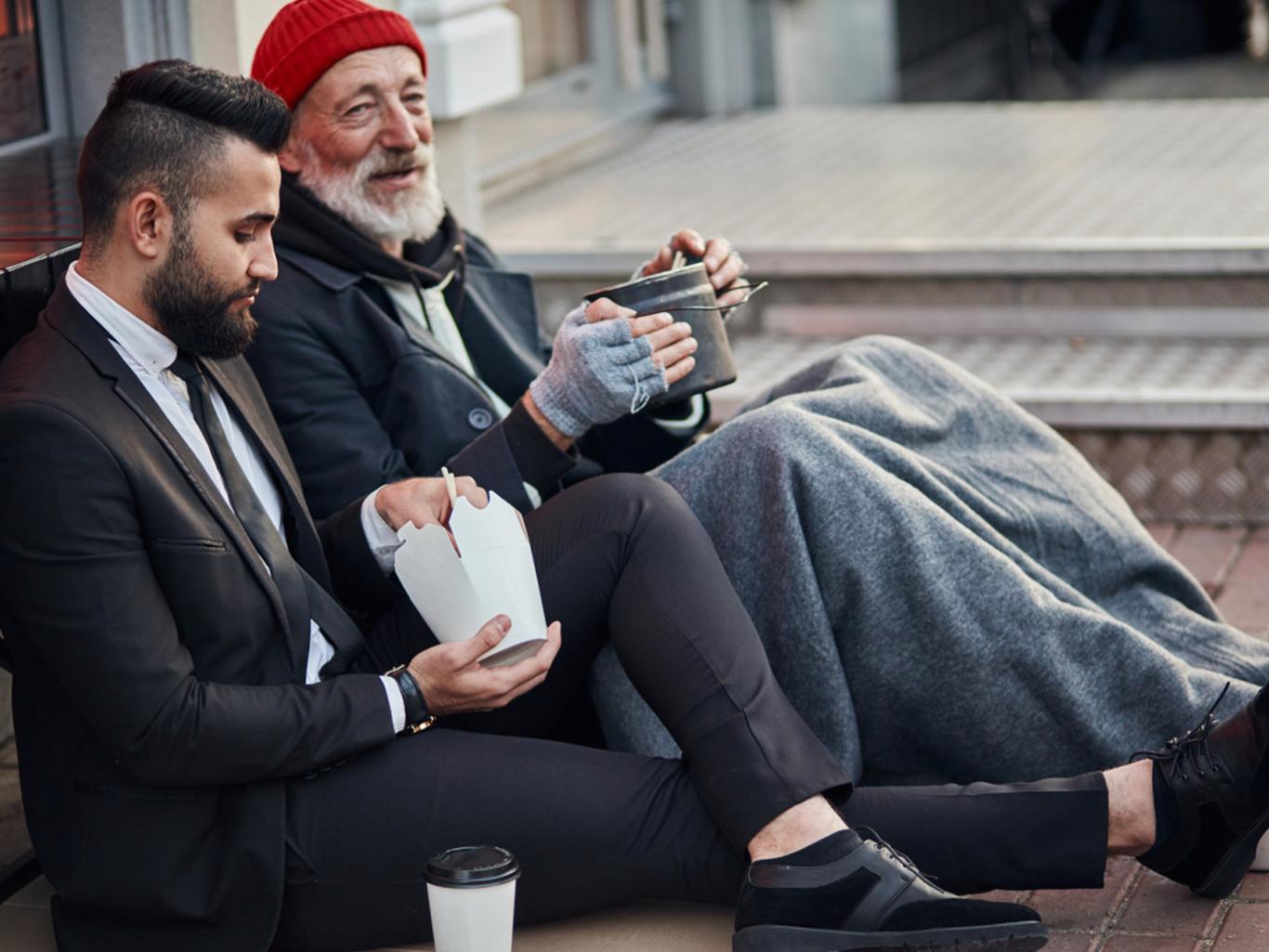 Разница между богатыми и бедными: как смотрят на мир успешные люди