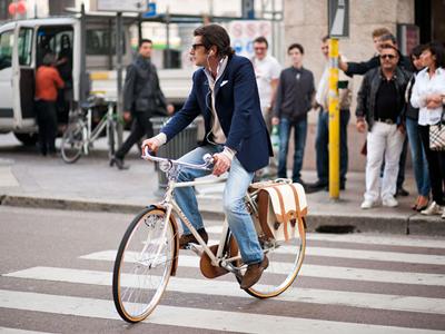 Отказ от транспорта по утрам  улучшает настроение  на весь день