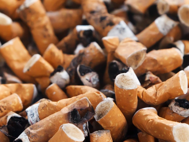 Продукты, которые спасают организм от никотина