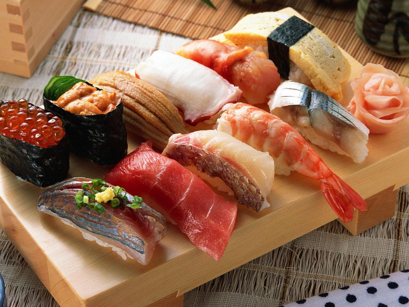 Суши - тайна японской кухни - Правила питания - Питание - MEN's LIFE