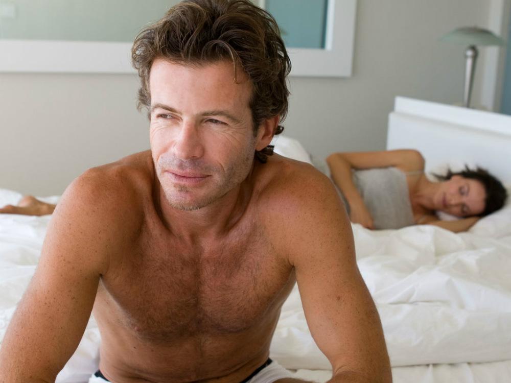 Сексуальная активность мужчины 40 45 лет