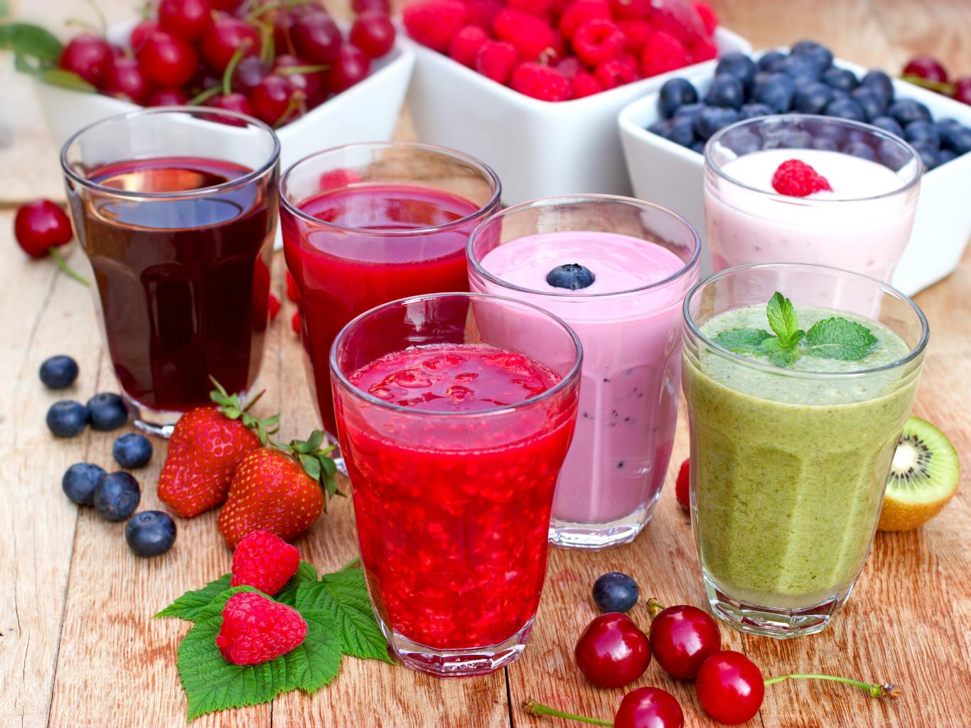 15 причин пить смузи ежедневно