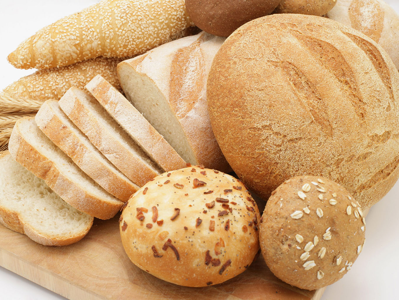 диетологи о хлебе