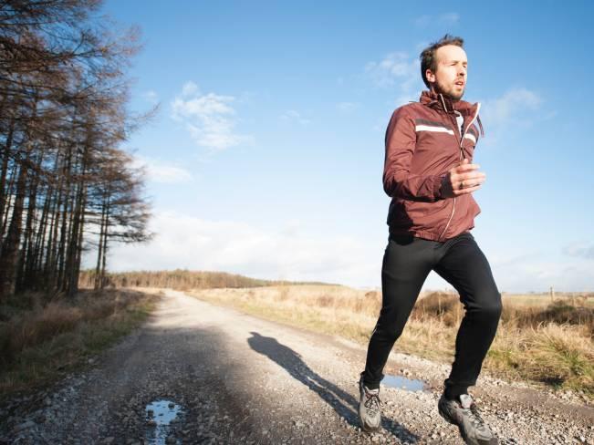 Тренировки на природе помогают легко избавиться от стресса