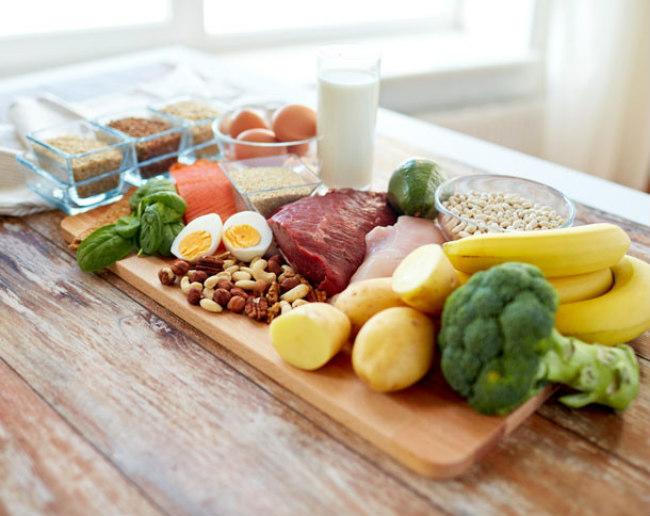 В каких продуктах содержатся витамины?