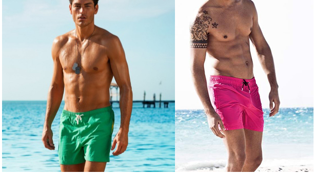 Пляжная мода для мужчин: как подобрать плавки, обувь и сопутствующие аксессуары