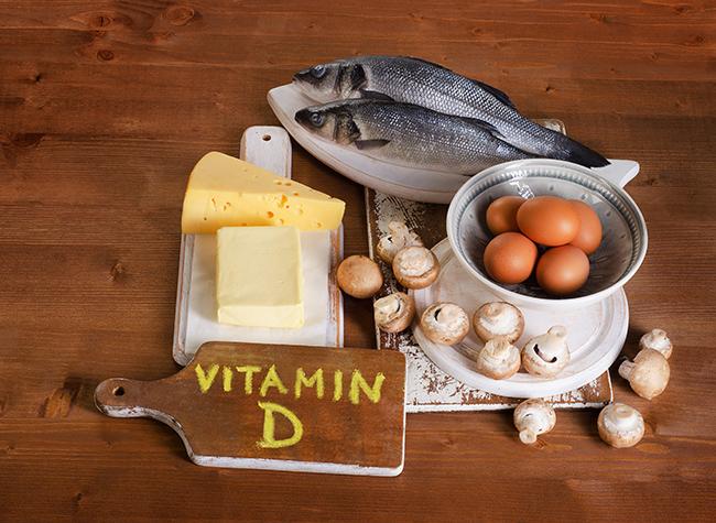 Для чого потрібен вітамін з