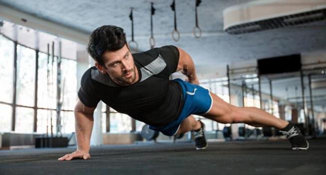 Секс относиться к тренировке