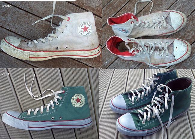 Старые кроссовки своими руками 51