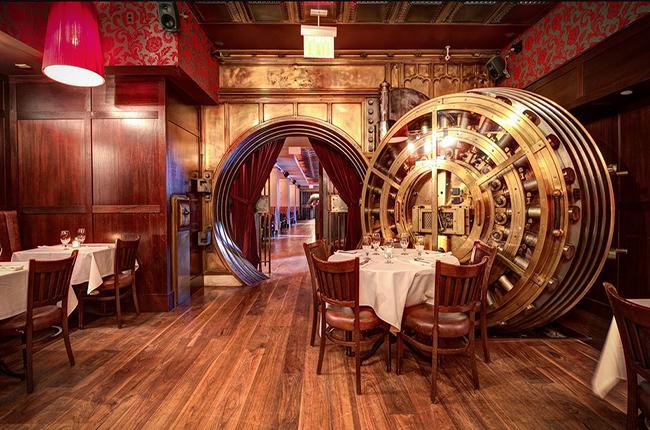 Картинки по запросу Ресторан Trinity Place Vault Bar