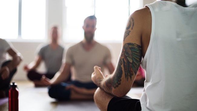 Йога для мужской сексуальной активности