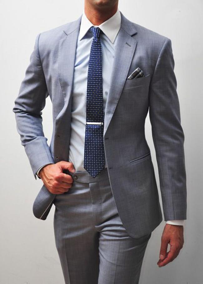 8  секретов безупречного мужского костюма