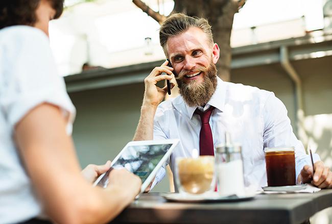 6 причин, почему женщинам нравится мужская борода