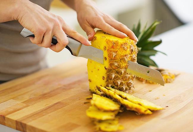 8 причин добавить в свой рацион ананасы