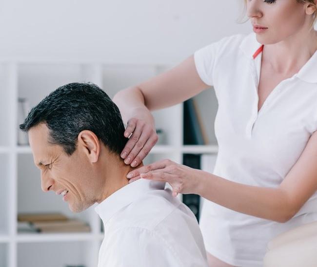 Как бороться с солевыми отложениями на шее