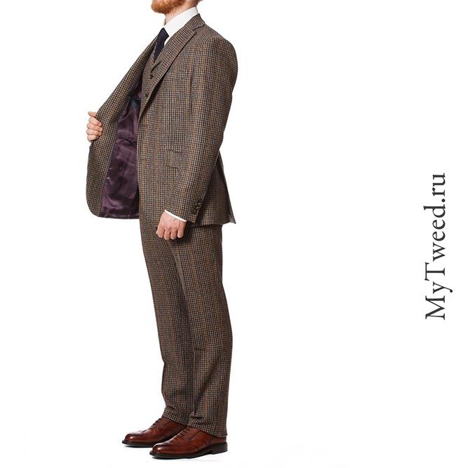 Твидовая одежда – пережиток прошлого или вечная классика?