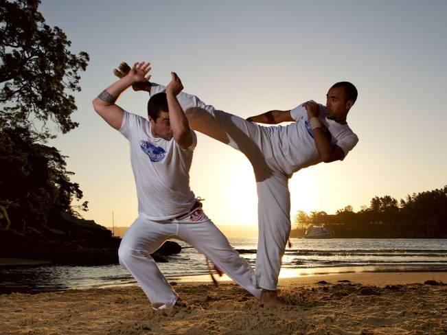 Десять необычных видов боевых искусств