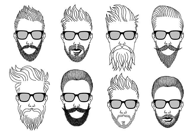Дизайн бороды: обзор вариантов и инструментов для моделирования