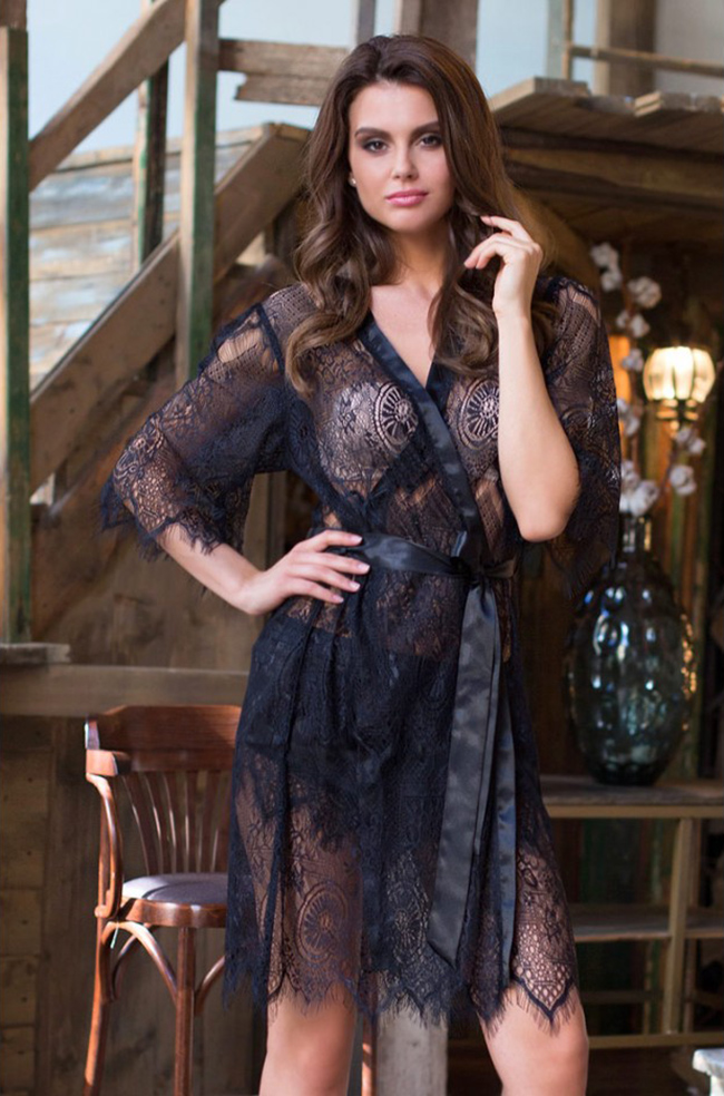 Почему женский халат — хорошая идея подарка?