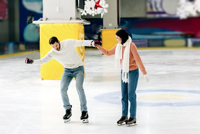 Катание на фигурных коньках – основные преимущества самого красивого зимнего вида спорта