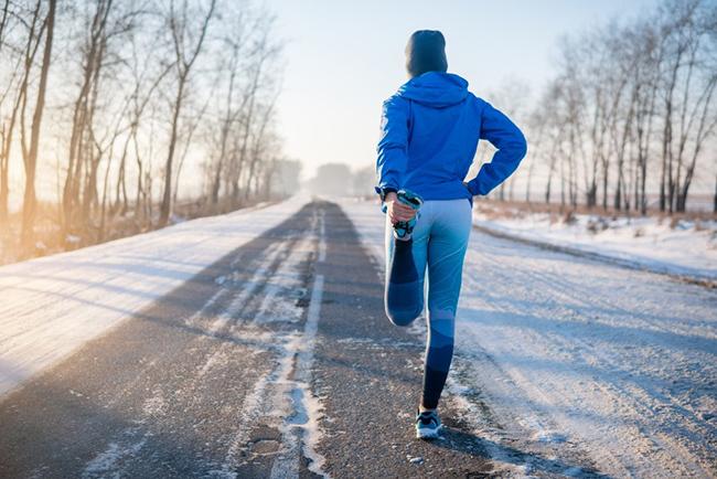 Как бегать в зимний период: ответы на самые главные вопросы