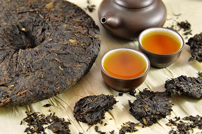 «Старый» чай пуэр полезен или нет?