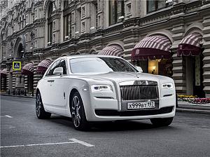 У Rolls-Royce Ghost появилась новая опция